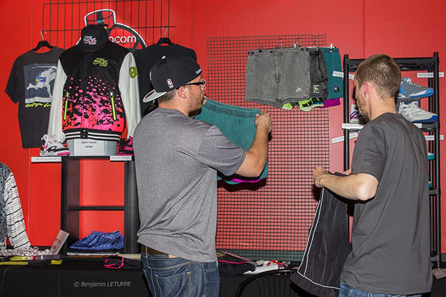 Nike Agassi Tech Challenge Club Exhibition (7)