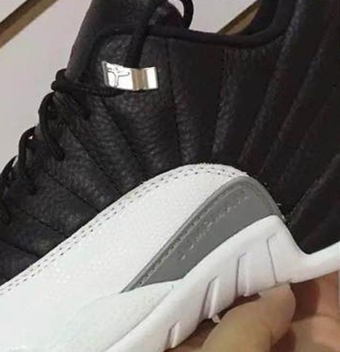 Air Jordan 12 Low Playoffs Side