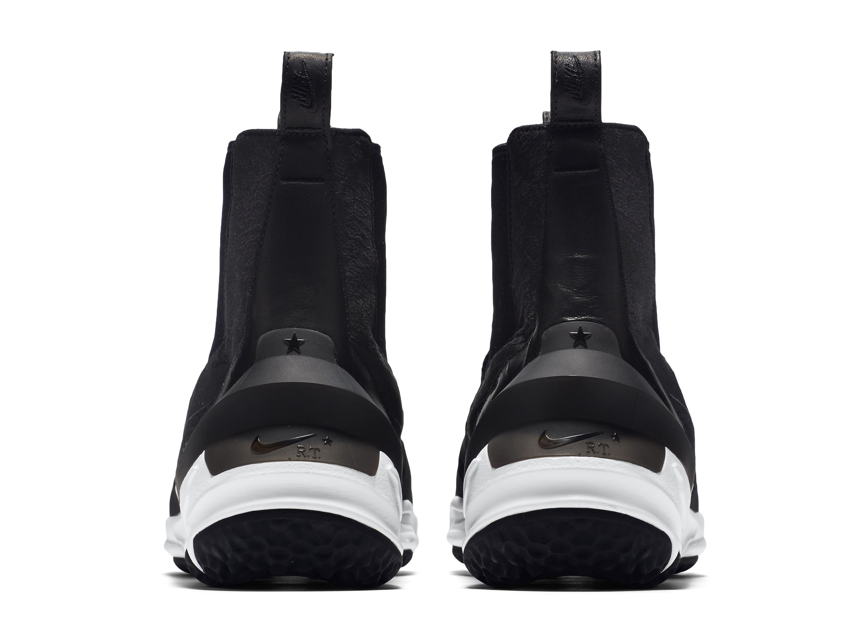 Tisci Nike Zoom Legend Chelsea Boot Heel