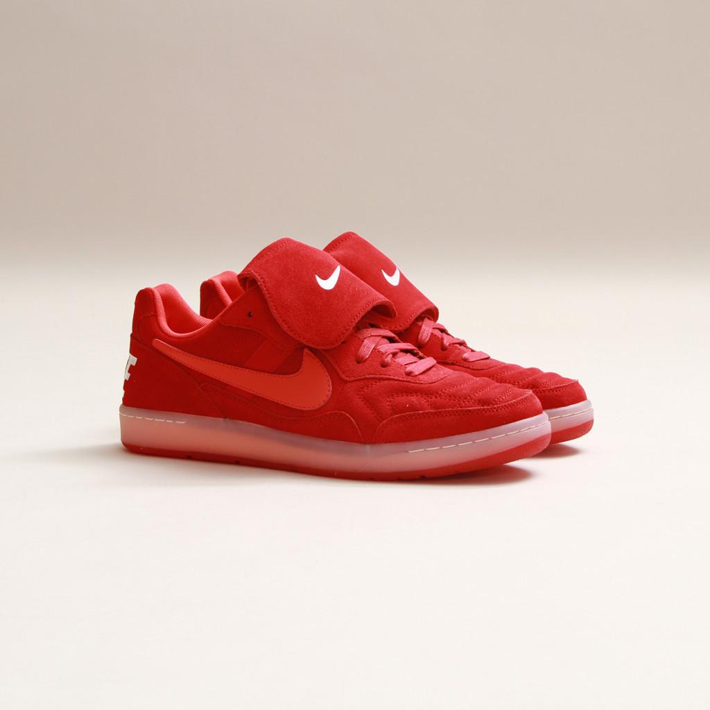 best website b1197 fbcec Nike Tiempo  94  Gym Red
