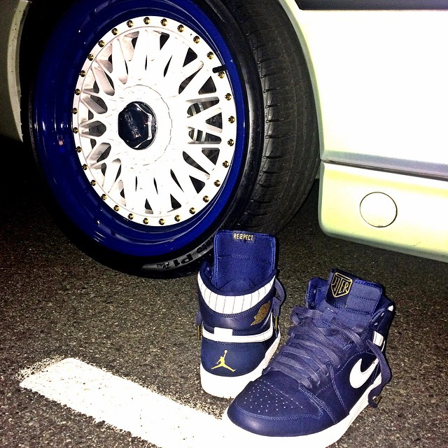 Fabolous Picks Up Air Jordan I 1 Jeter