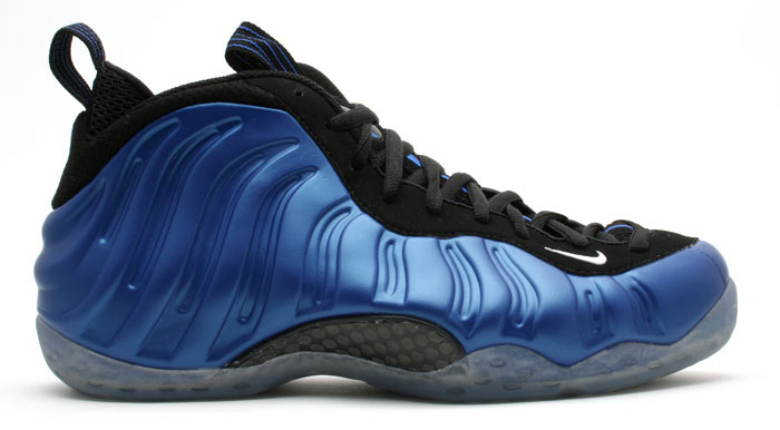 1bd64031327 Take a look at this history of Nike (and Jordan) shoes that have utilized  Foamposite over the years