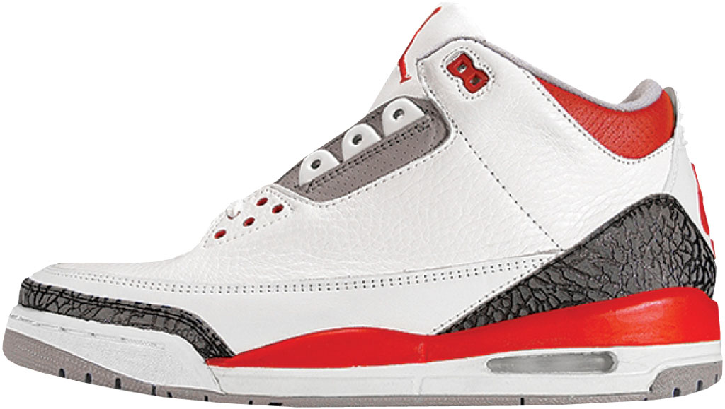 air jordan iii original colorways shoes