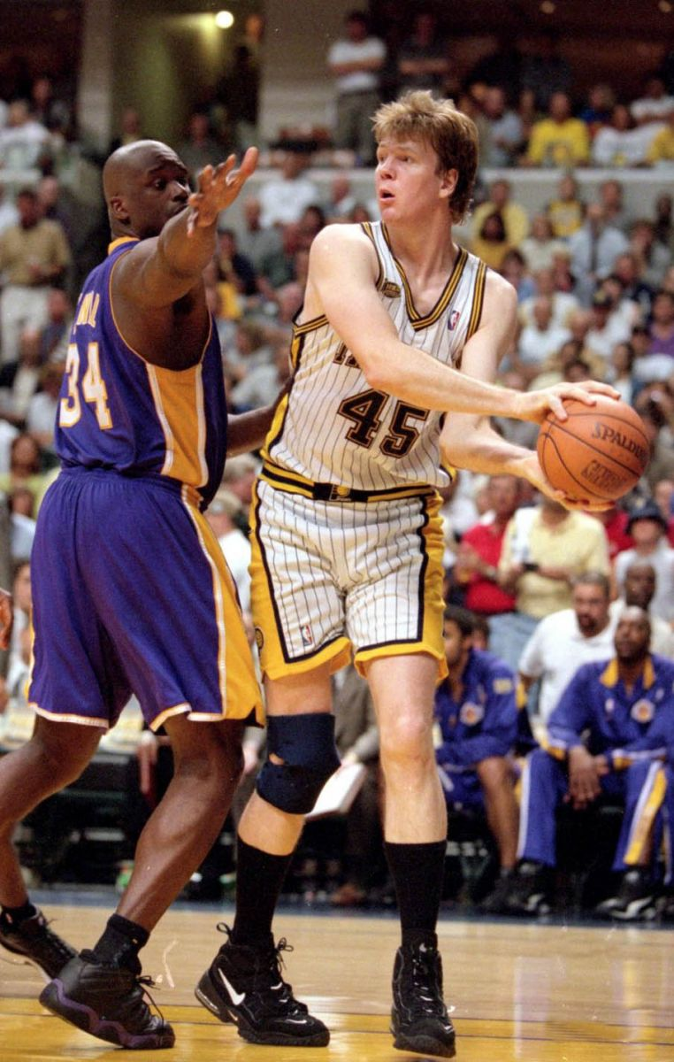 Flashback Best Shoes Worn With the Original Indiana Pacers