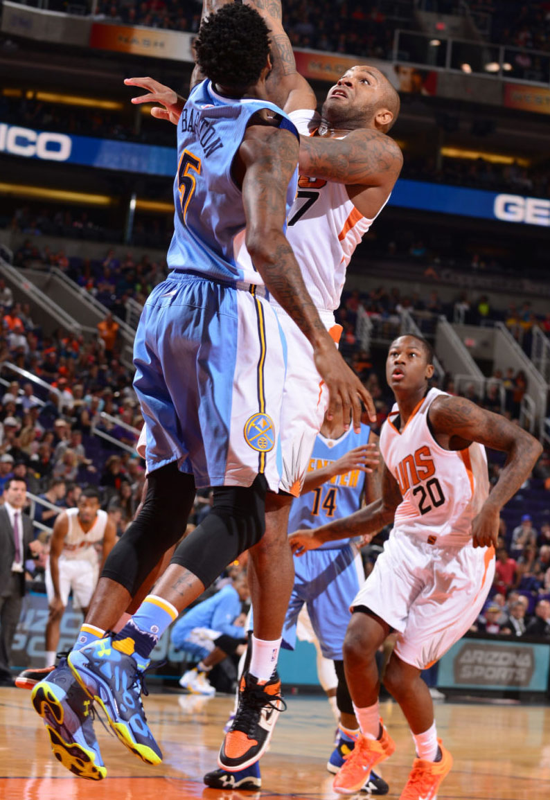 d952318d6b5 SoleWatch: P.J. Tucker Breaks Out the 'Shattered Backboard' Air ...
