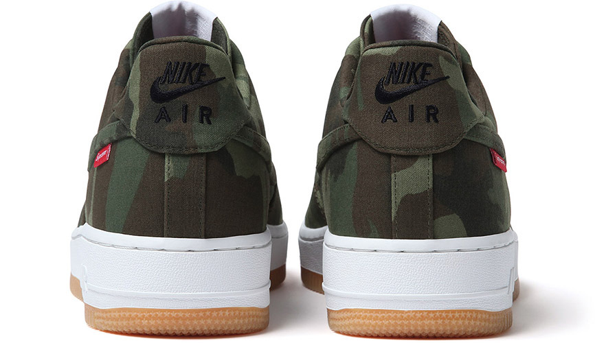 hot sale online ec6bf 87952 Release Date    Supreme x Nike Air Force 1 Low