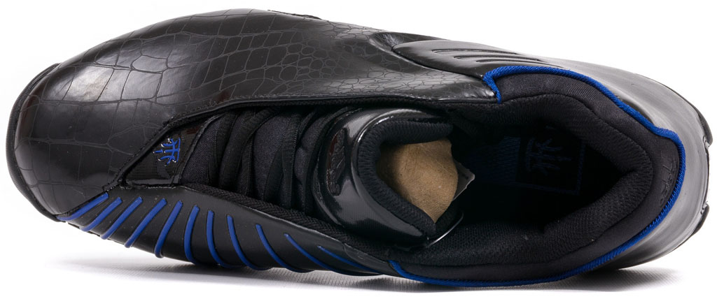 adidas TMAC 3 Black/Royal (4)