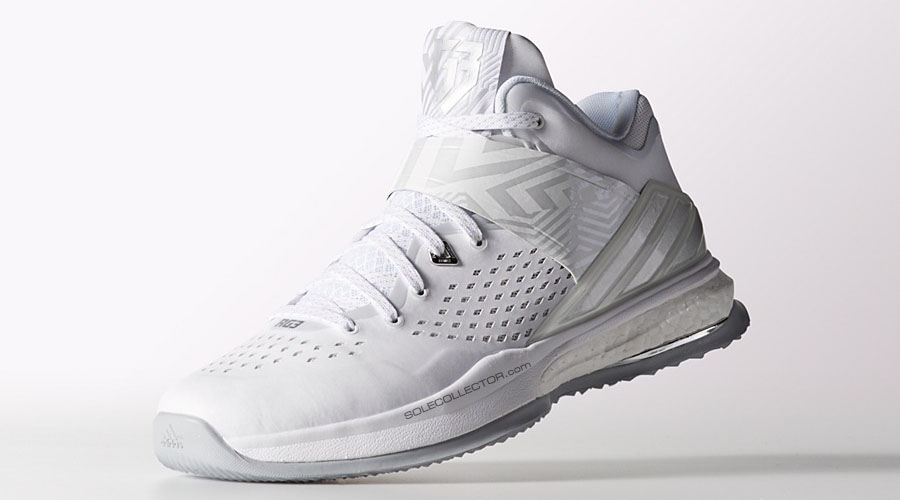 adidas RG3 Boost Trainer White (4)