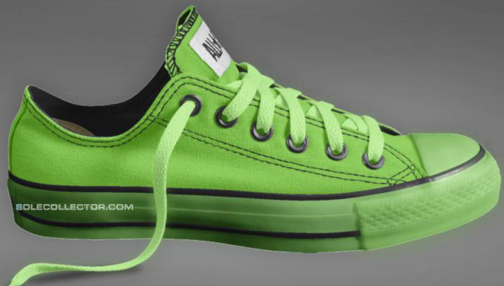 Converse Glow in the Dark Shoes Sneakers Chuck Taylor All Star (6)