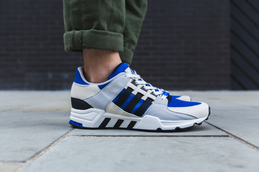 Adidas EQT Support ADV Primeknit SNEAKERS ADDICT