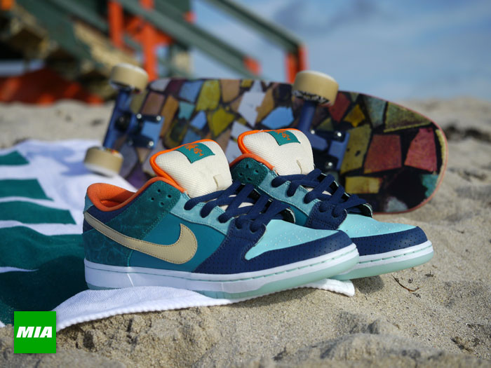 mia skateshop x nike sb dunk low official release details sole collector. Black Bedroom Furniture Sets. Home Design Ideas