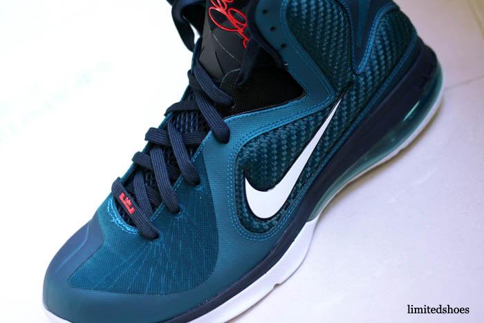 56851e82c Nike LeBron 9 Swingman Green Abyss 469764-300 (5)