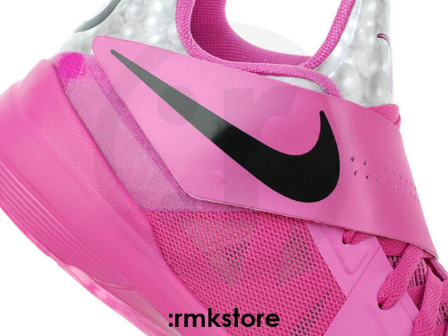 Nike Zoom KD IV Aunt Pearl Think Pink Kay Yow 473679-601 (12)