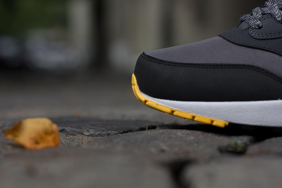 Nike Air Max 1 'Dark Grey Laser Orange' | Sole Collector