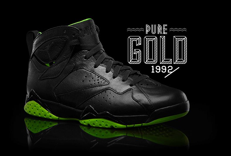 super popular 64a24 154bb Air Jordan 7 XX8 Days of Flight Sample (2013)