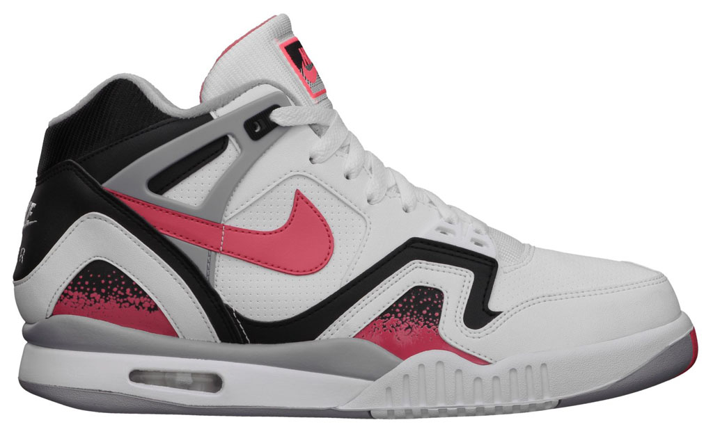 Best Retros of 2014: Nike Air Tech Challenge II Hot Lava