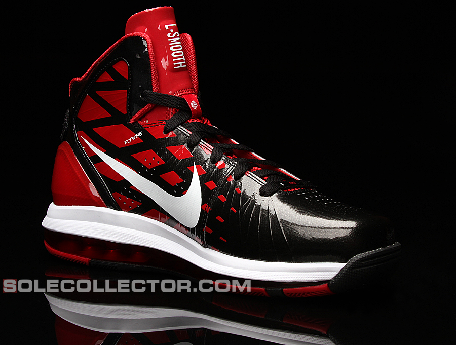 042a320cbac3 To check out a video of the four St. Mary s students working on their Max  Hyperdunk design with LaMarcus