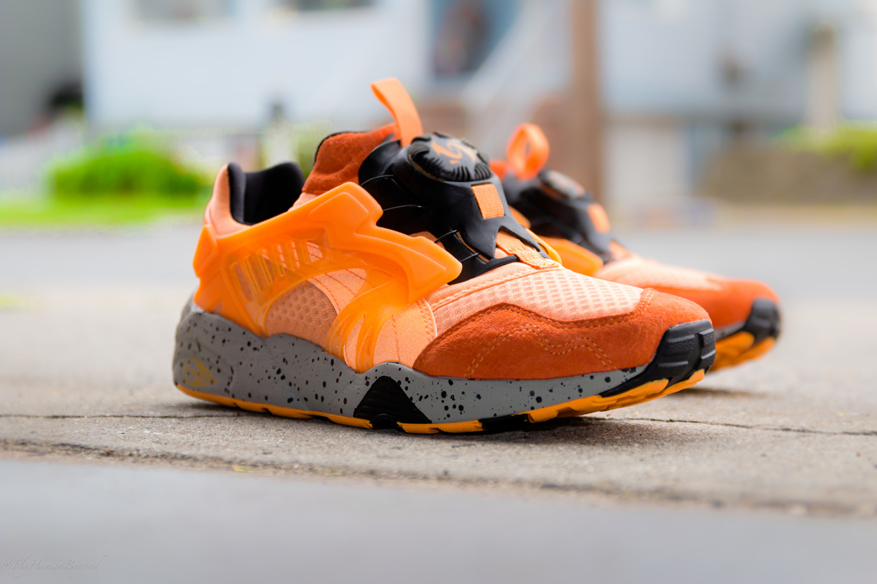 PUMA s Trinomic XT2 Plus gets a partner in the  Mesh Evolution Pack  with  these matching and eye-catching neon yellow and orange colorways for the  classic ... 4ff9048d7bb3