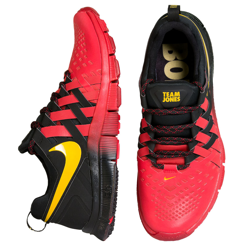 Nike Free Trainer 5.0 'Team Jones' for Jon Jones (8)