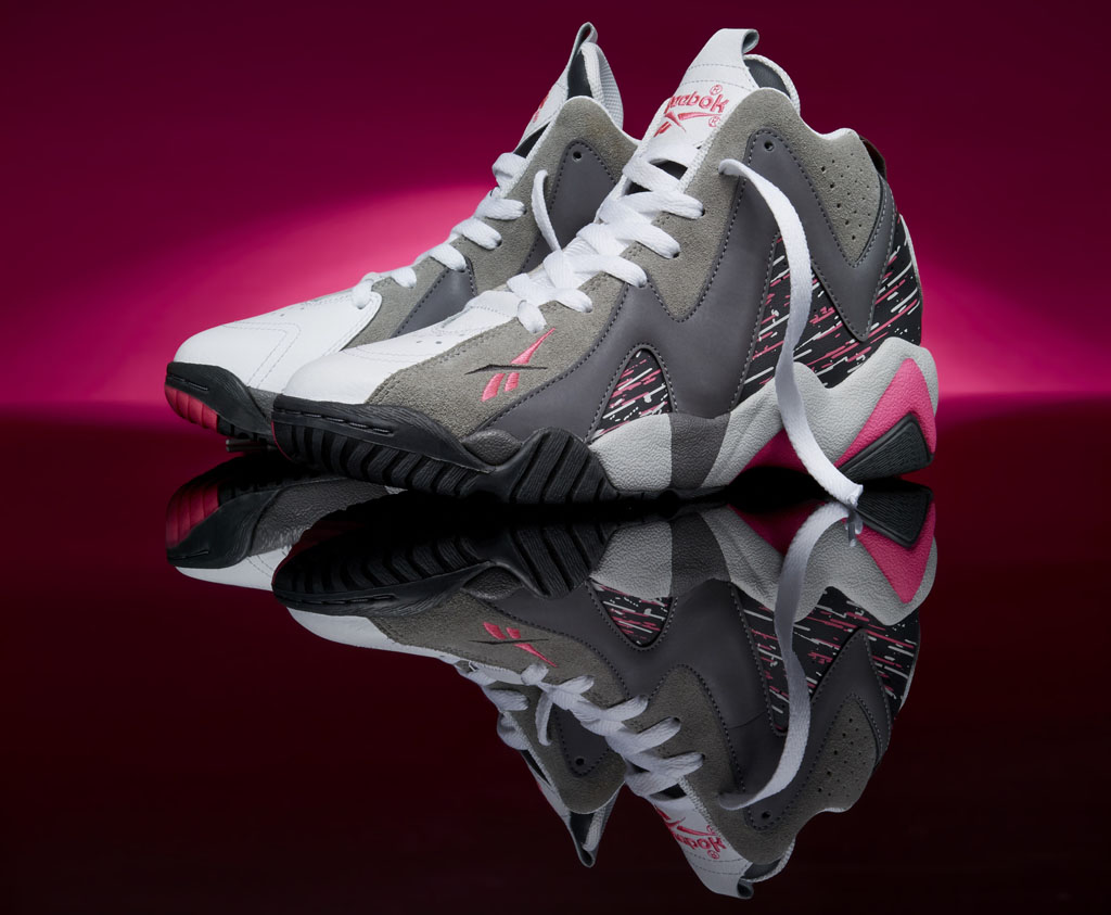 b6a3a657ebe47 Reebok Unveils  Breast Cancer Awareness  Kamikaze 2