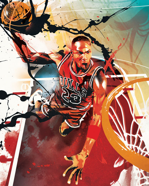 NBA Partners with RareInk for Art Collection (2)