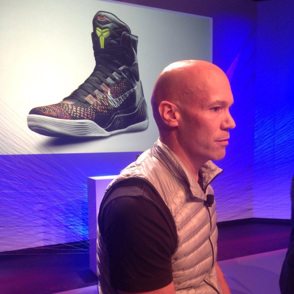Eric Avar — Nike Kobe 9 Designer