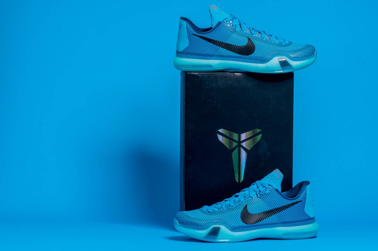 the latest 764d9 abe52 Kobe Bryant and Eric Avar Talk Nike Kobe X Design