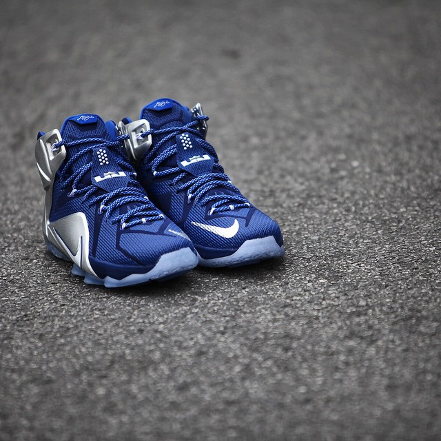 Nike LeBron XII 12 What If Dallas Cowboys 684593-410 (4)