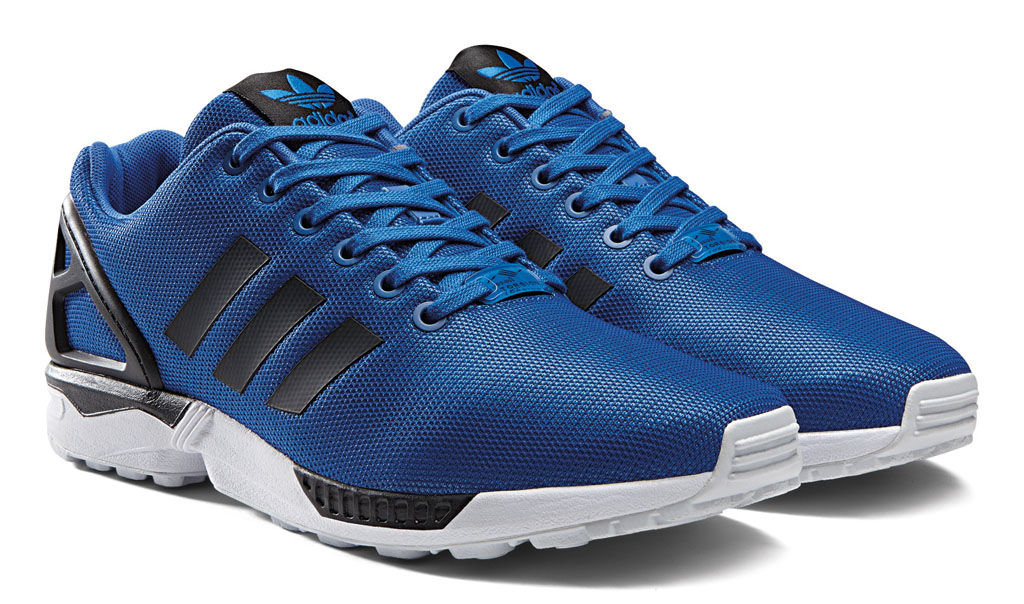 adidas ZX Flux Base Tone Pack Blue (6)