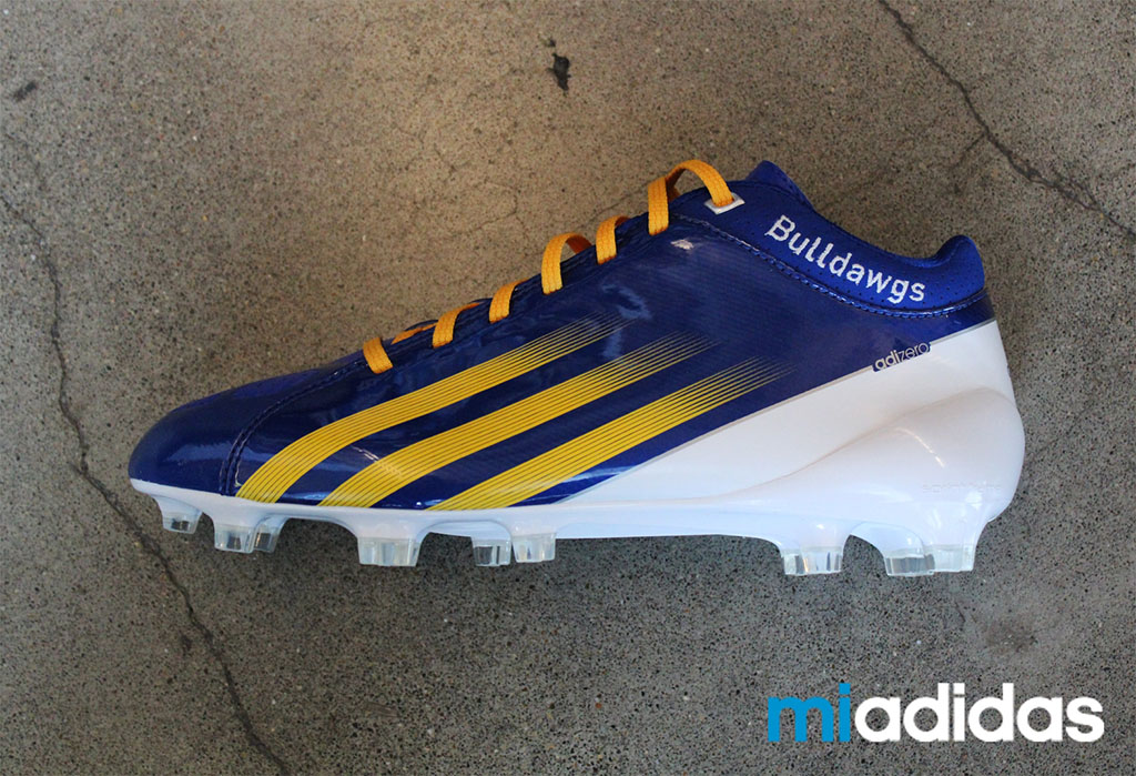 adidas adiZero 5-Star Mid Copperas Cove Bulldawgs by Robert Griffin III (1)