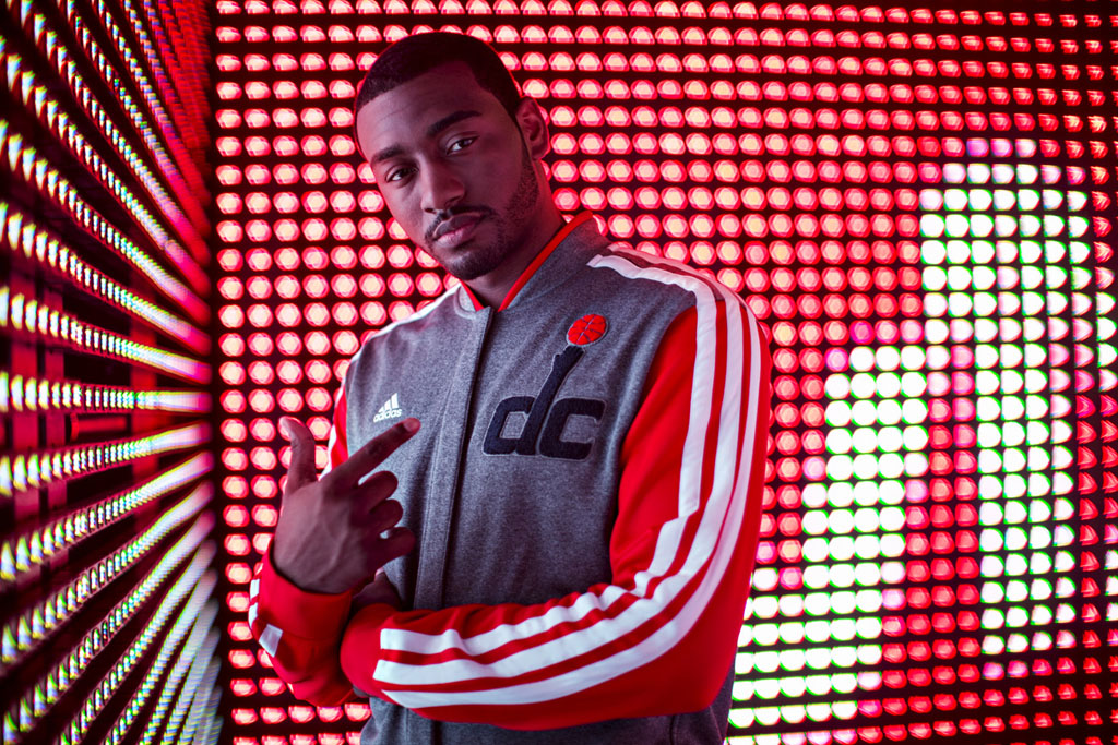 adidas 2013-2014 NBA On-Court Collection // John Wall (3)