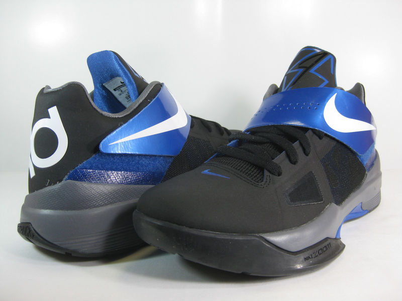 Nike Zoom KD IV Black White Varsity Royal 473679-006 (1)