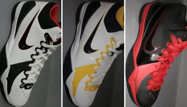 584d119f0813 Nike Zoom Brave V - Three Colorways