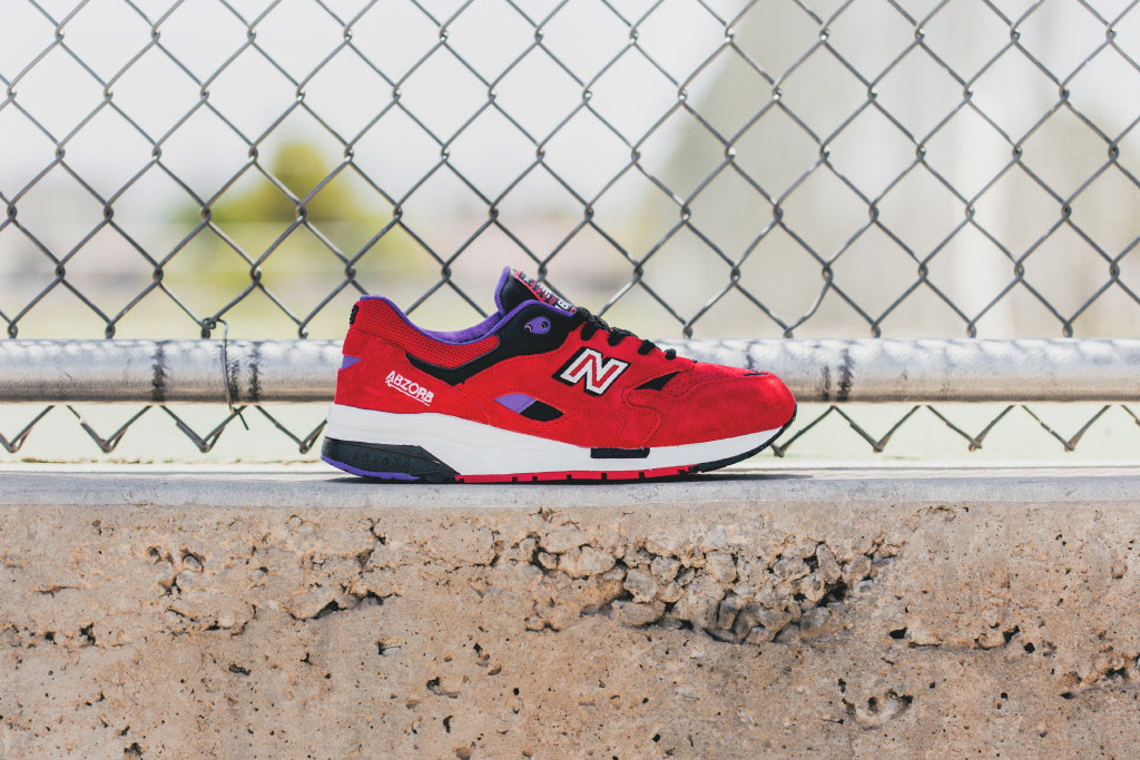 New Balance 1600 Pinball Red/Black-Purple (1)