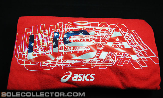 ASICS Red, White & Blur V.I.P. Pack (3)