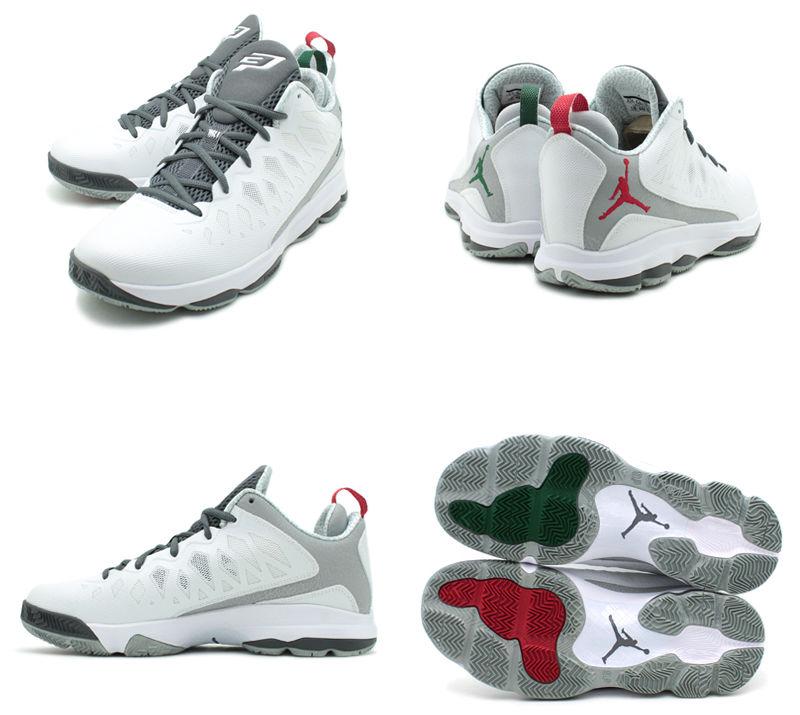 reputable site 679e7 5295a Jordan CP3.VI - Christmas | Sole Collector