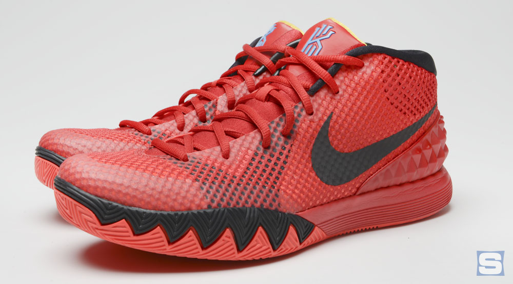 "Release Date: Nike Kyrie 1 ""Deceptive Red"" 