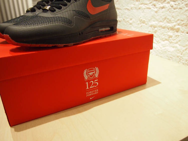 Nike Air Max 1 Hyperfuse - Arsenal 125