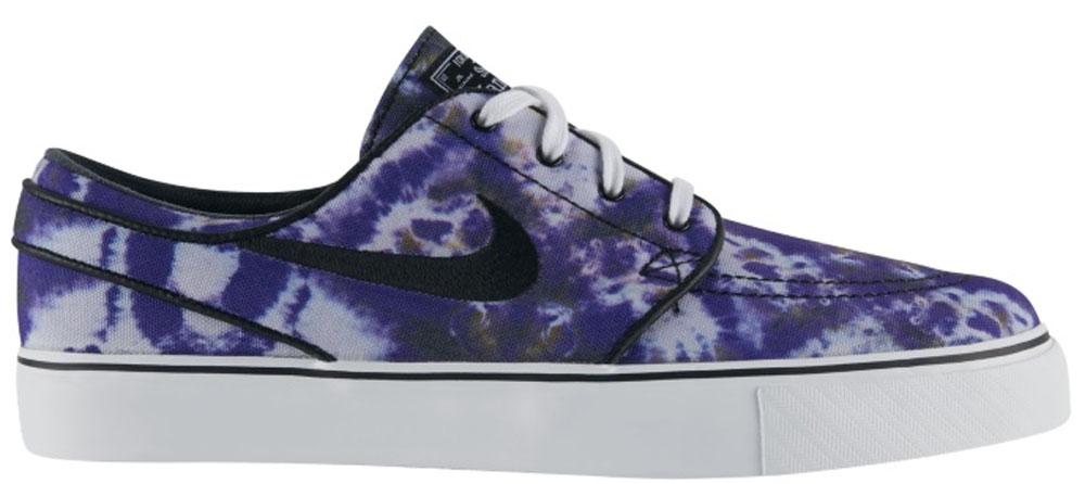 Nike Zoom Stefan Janoski Premium SB White/Deep Royal Blue-Black