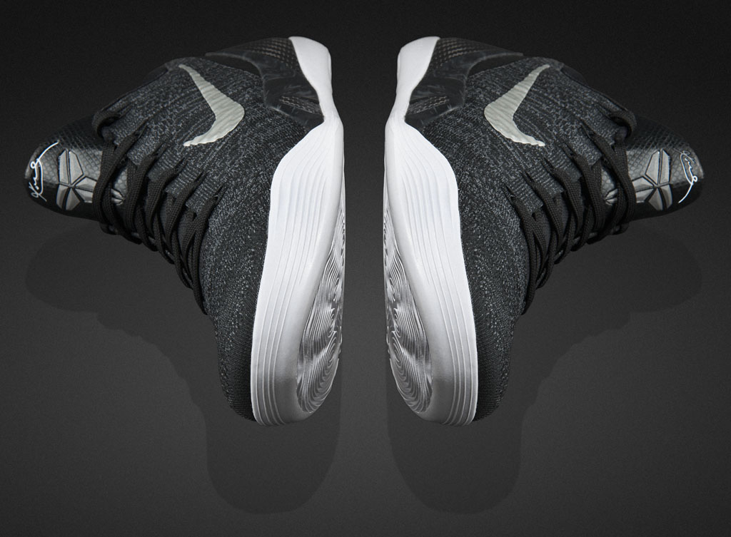 Nike Introduces the Kobe 9 Elite Low HTM Black/White (2)