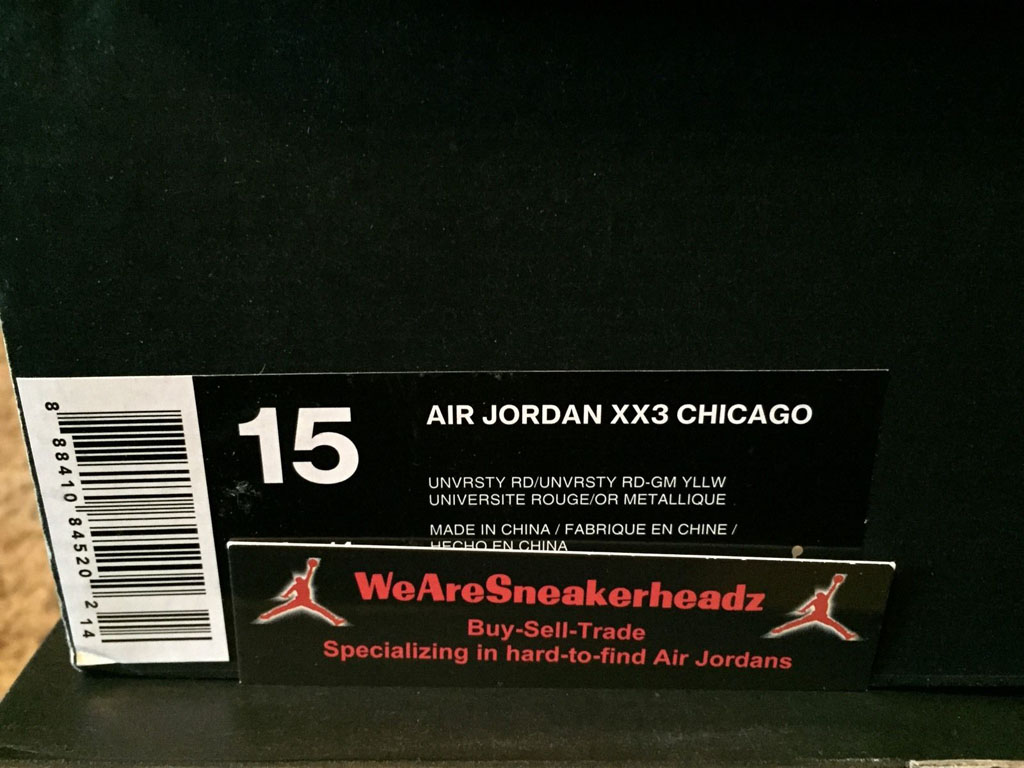 Air Jordan XX3 Chicago 811645-650 (6)