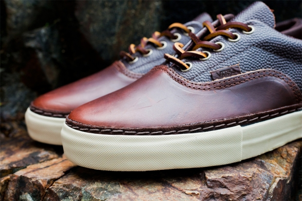744189b6b7 The Vans Vault Era Horween LX is expected to release this Fall at Vans Vault  accounts. Stay tuned to Sole Collector for further release details.