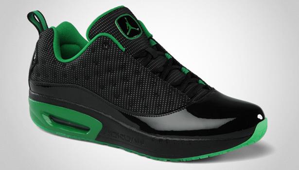 Jordan CMFT Viz Air 13 - Black Green Apple-White - May 2011  d073ca8ec