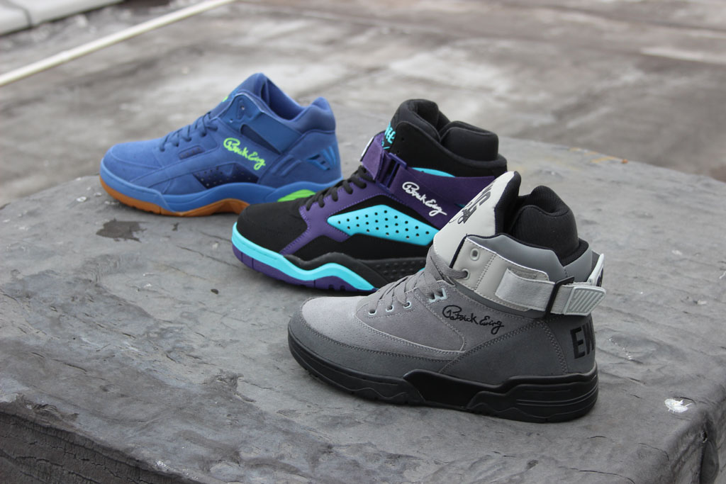 Ewing Athletics Readies First Drop of the Year  682033d3c