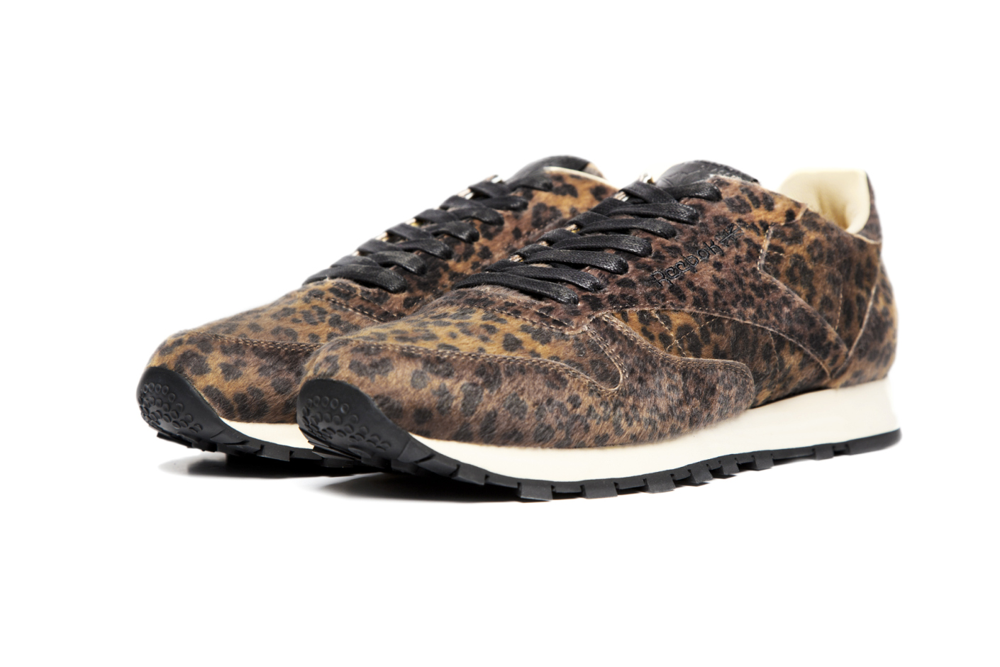 Head Porter Plus x Reebok Classic Leather leopard