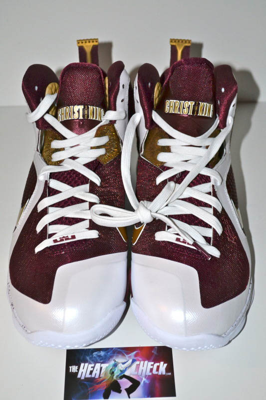 Nike LeBron 9 - Christ the King Home (2)