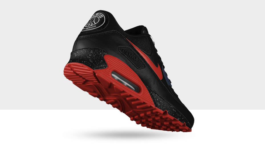 878064a9a1 Nike Air Max 90 iD - Paris Saint-Germain ...