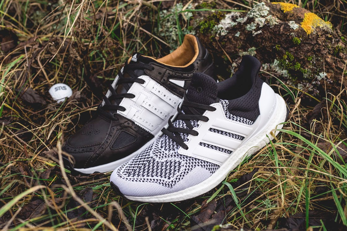 Sneakersnstuff and Adidas Go Golfing | Sole Collector