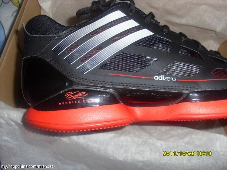 433171c0f2e8 adidas adiZero Crazy Light Low - Derrick Rose