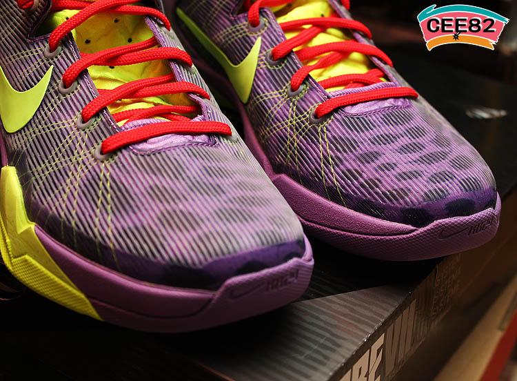 34f4d3501ec0 Nike Kobe VII Supreme - Christmas Day